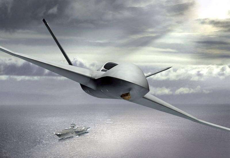 General Atomics Gives First Clues About Its MQ 25 Drone Tanker