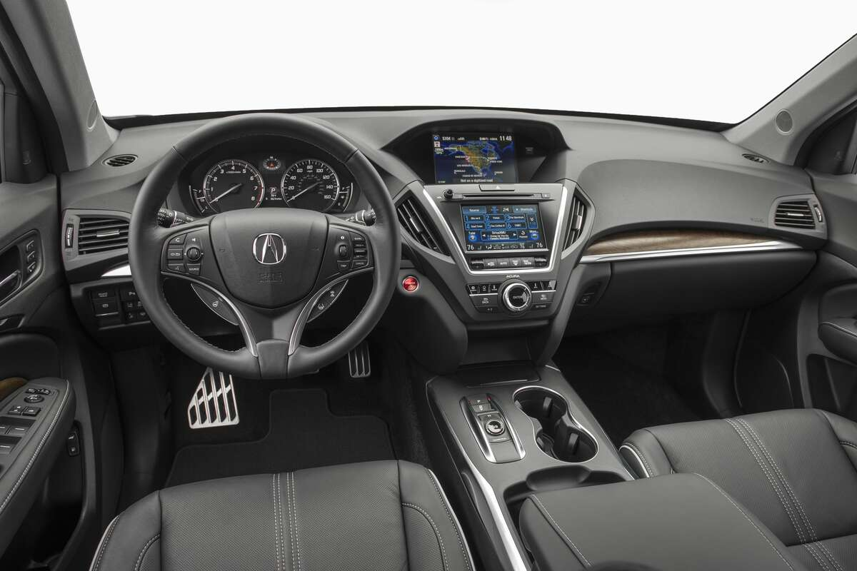 2017 Acura MDX Sport Hybrid Review: Nailing Performance, Trailing in ...