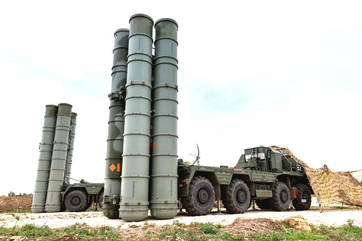 S 300 missile systems vs patriot - An Error Occurred