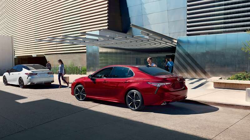2018 Toyota Camry Review A Sharper More Potent Reinvention For The