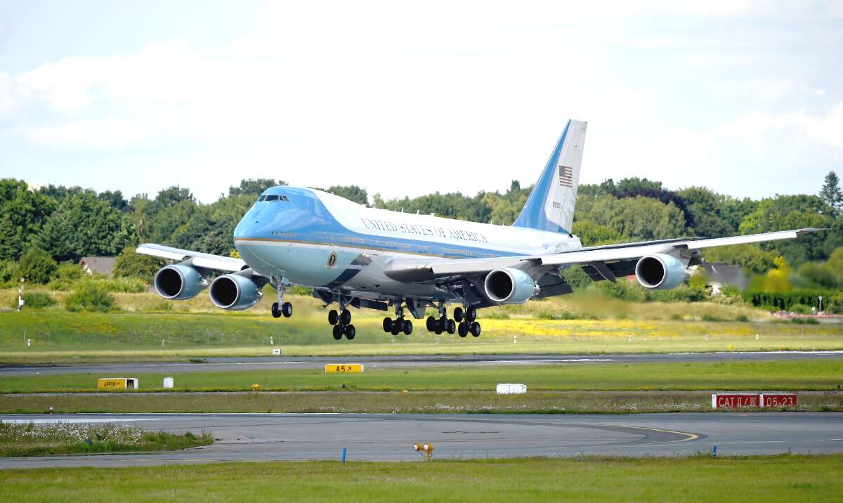 The Next Air Force One Aircraft Will Not Be Able To Refuel In Midair Boeing 747 Engine Diagram Carsten Rehder Picture Alliance Dpa Ap Images