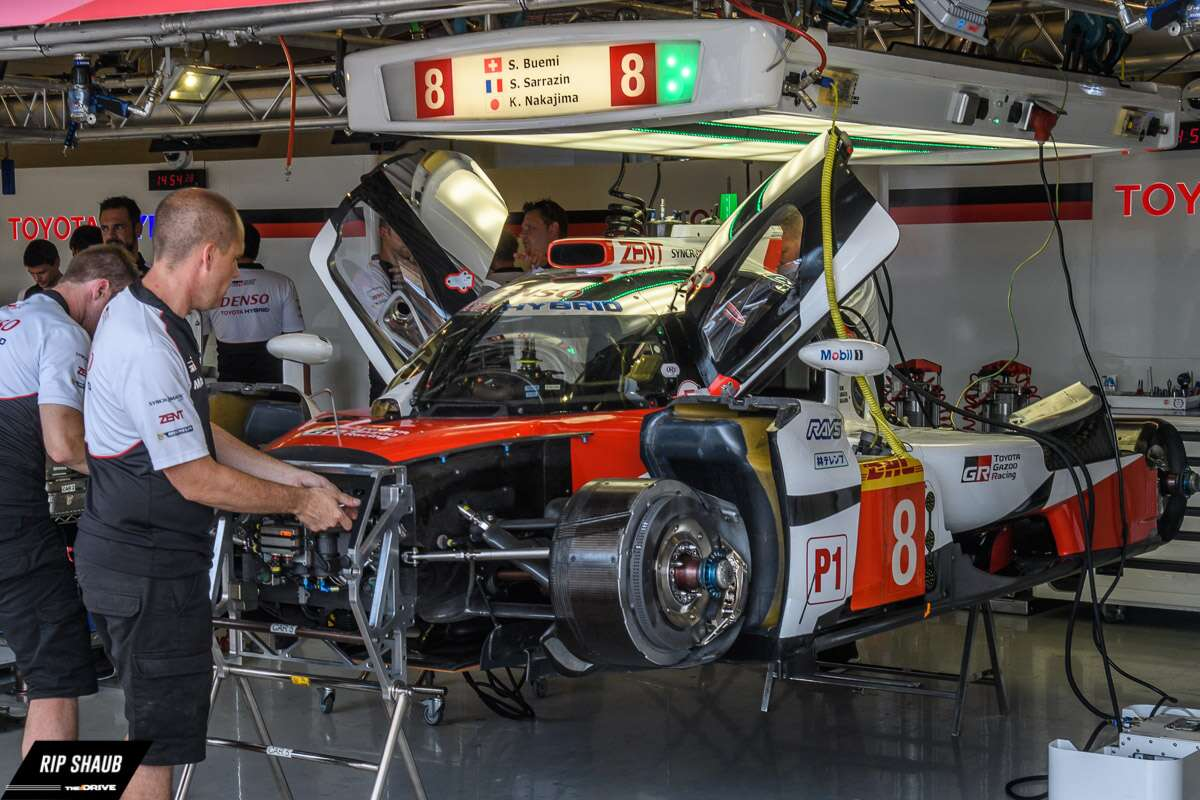 The Cars of WEC at COTA - The Drive