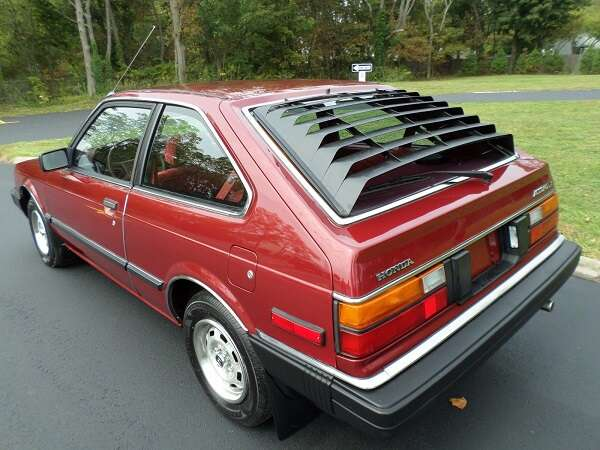 This 1983 Honda Accord Is Well Worth $20,000 - The Drive