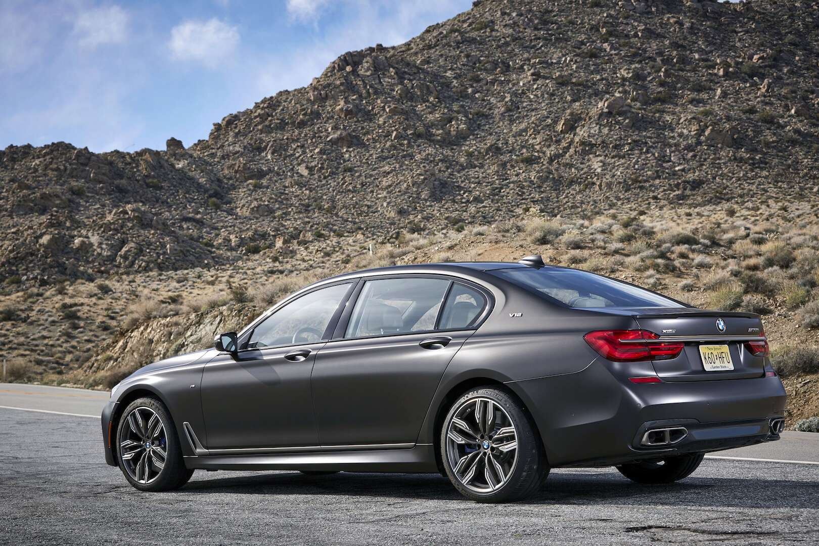 BMW Mi XDrive Review Is This V Better Than The B Alpina - B7 alpina price