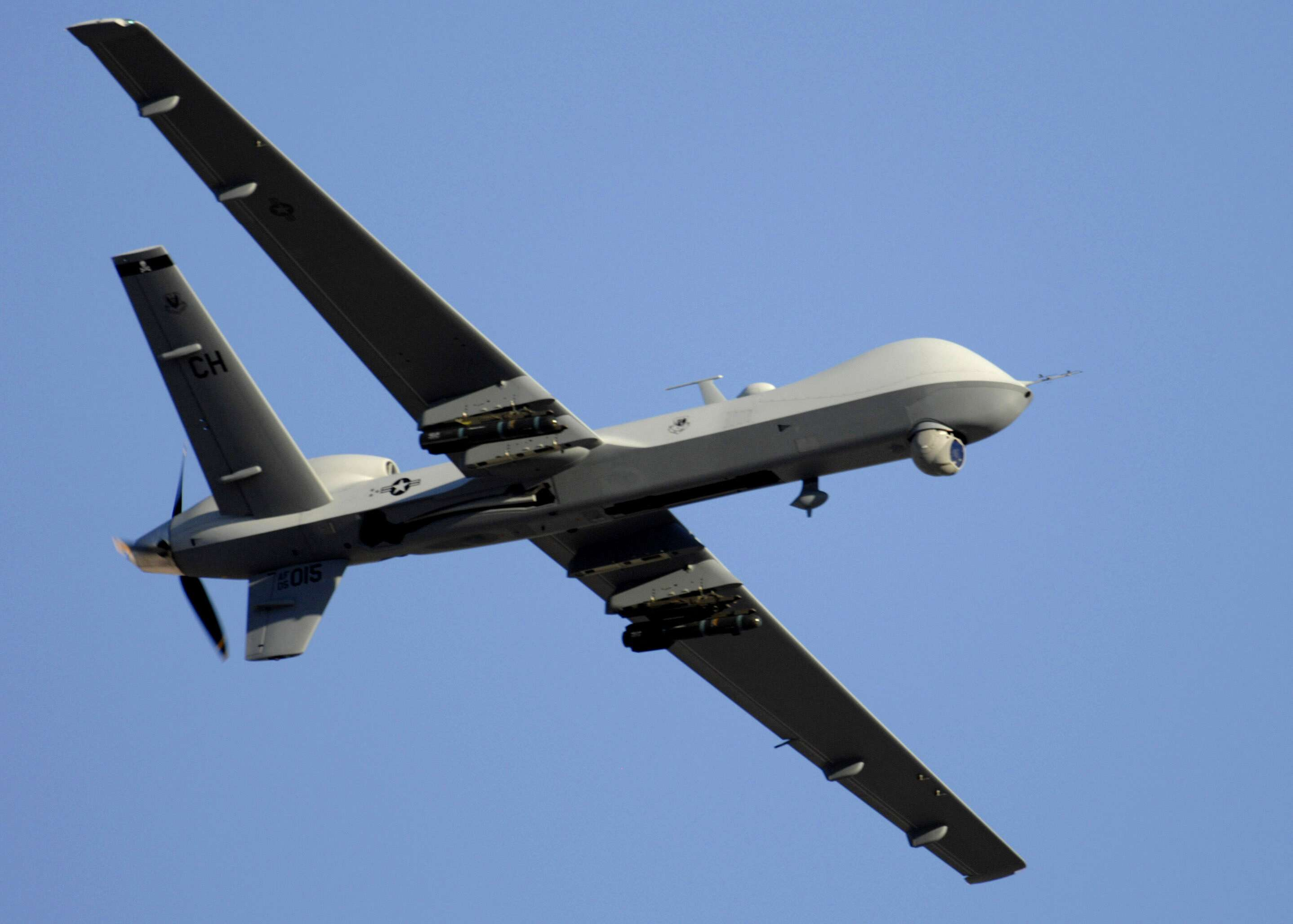 Houthi Rebels Shoot Down US Air Force MQ 9 Reaper Over Yemen