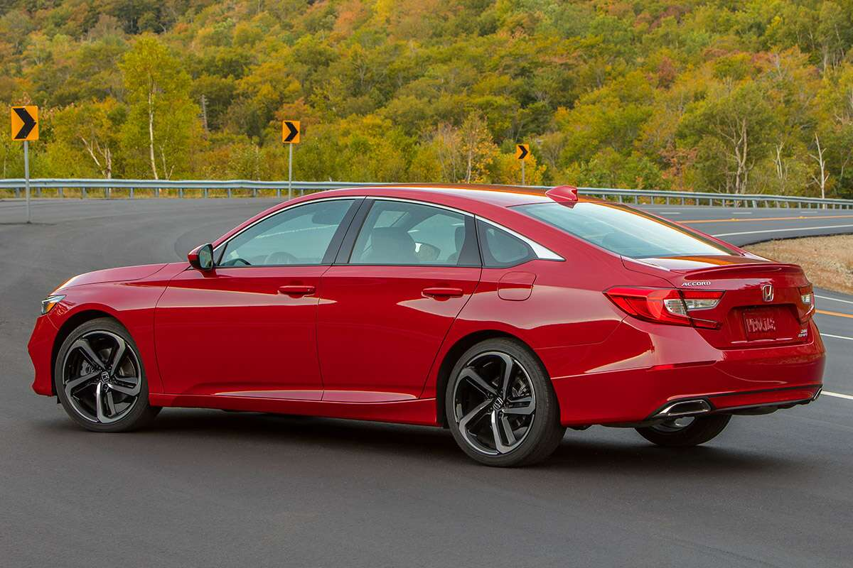 2018 honda accord first drive review can this all new for Honda accord 0 60