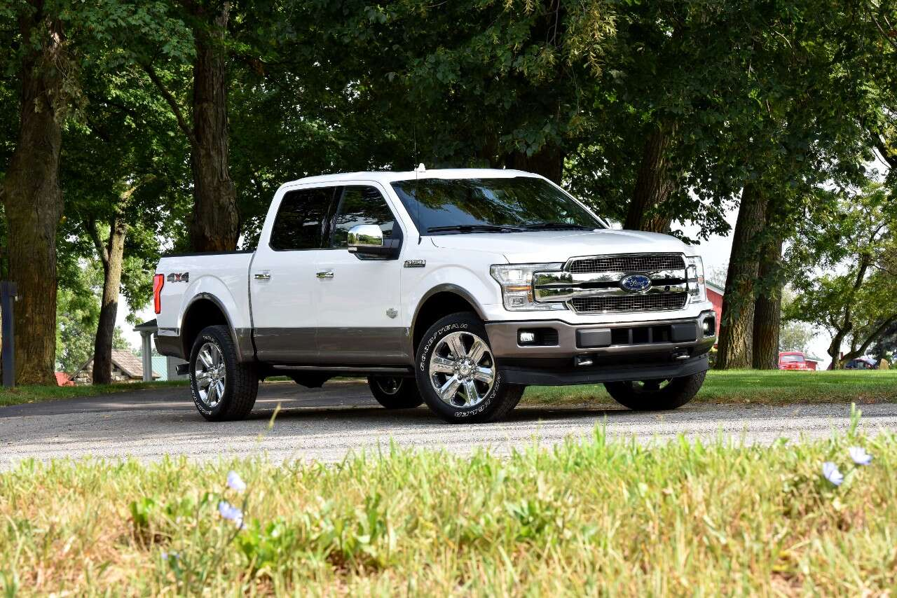 The Top 10 Most Expensive Pickup Trucks In World Drive Ford Raptor With Camper S 2018 F 150 King Ranch 64025