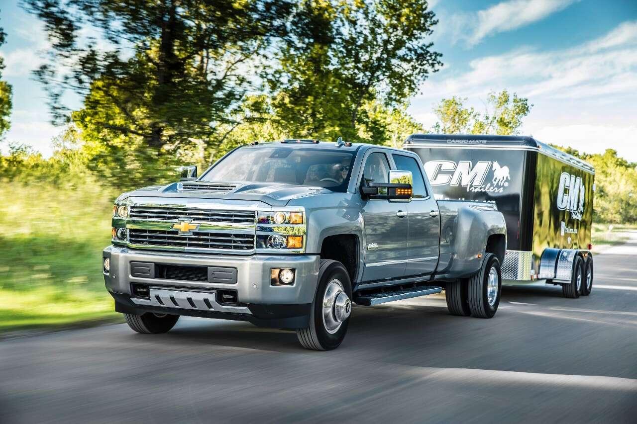 2018 Chevrolet Silverado 3500hd High Country 69 065