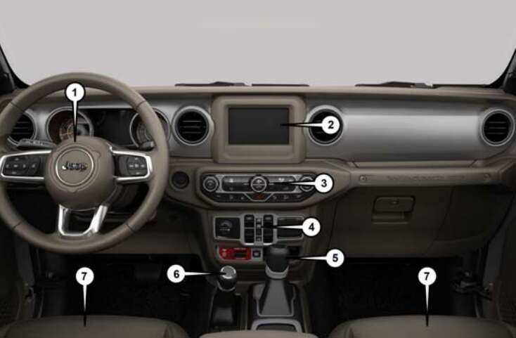 Read all about the 2018 jeep wrangler in this leaked manual the drive jeep jl wrangler forums publicscrutiny Choice Image
