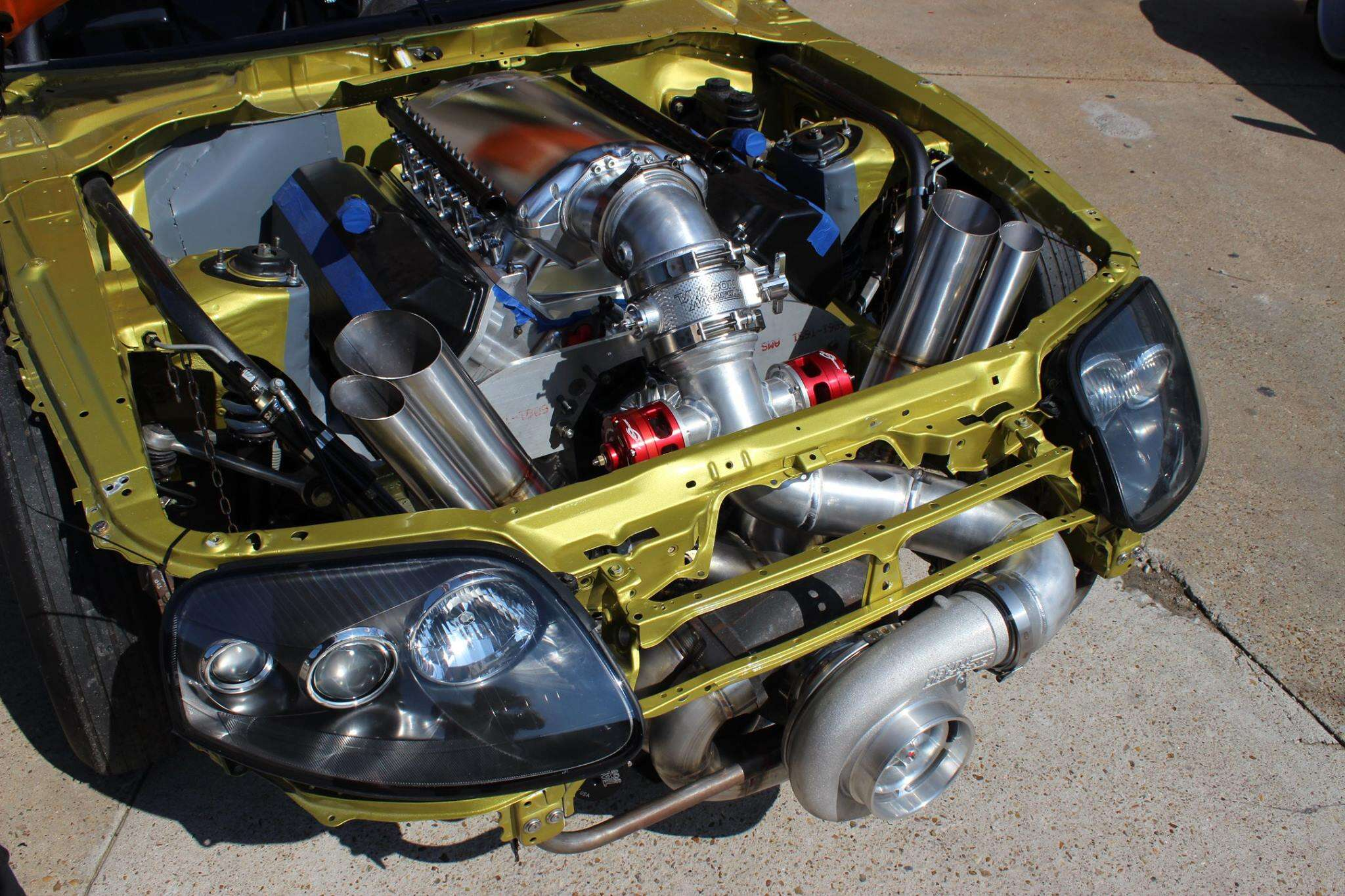 This Mkiv Toyota Supra In Texas Has A Turbo Hemi V 8 The Drive Wiring Harness Supera Facebook Prospeed Autosports