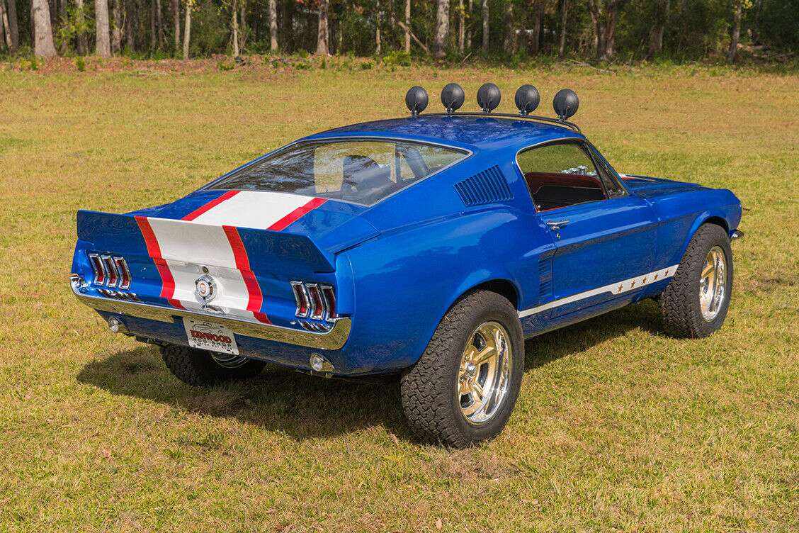 This Rowdy 1967 Ford Mustang is an eBay Find for a Good Cause - The ...
