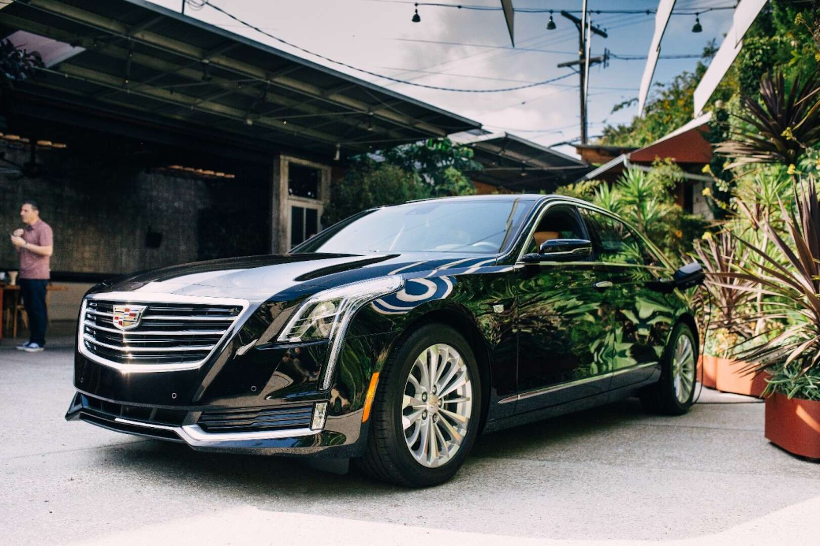2018 Cadillac CT6 2.0E Plug-In Hybrid: Unplugged, There's ...