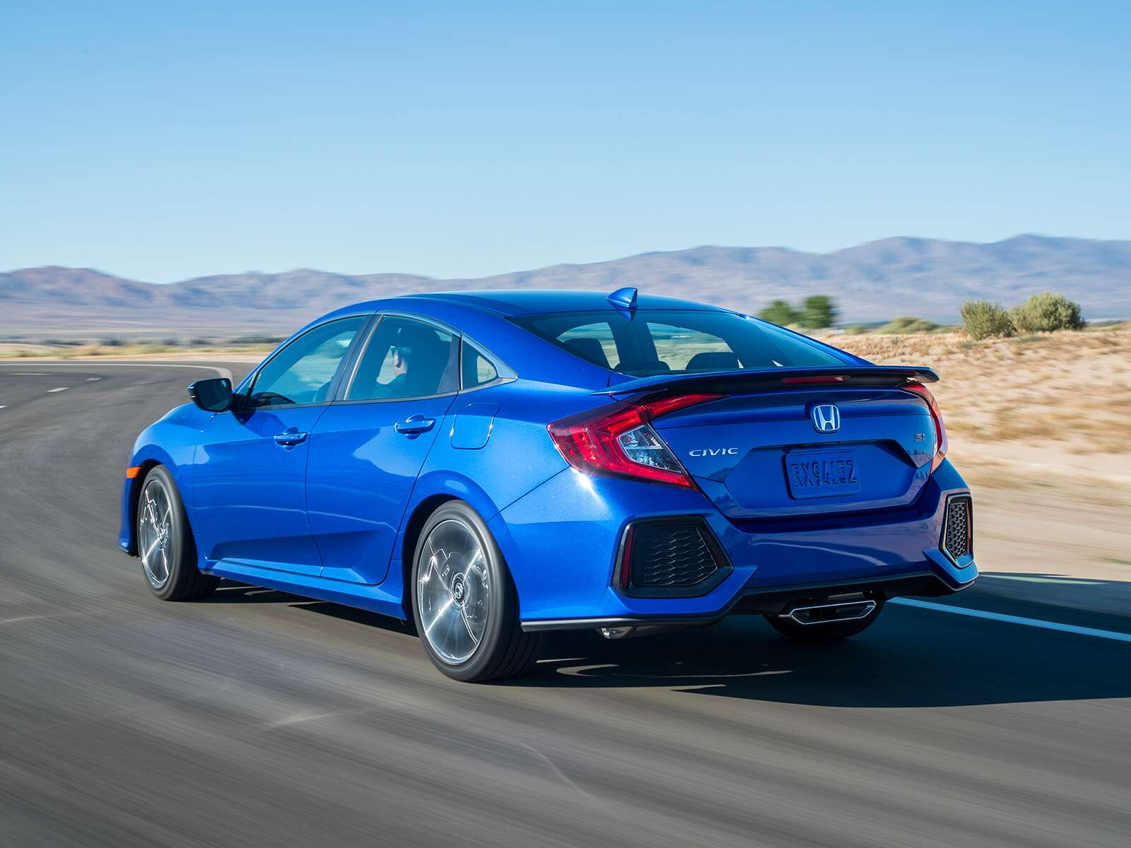 2018 honda civic si review bargain doesnt do it justice the drive honda publicscrutiny Images