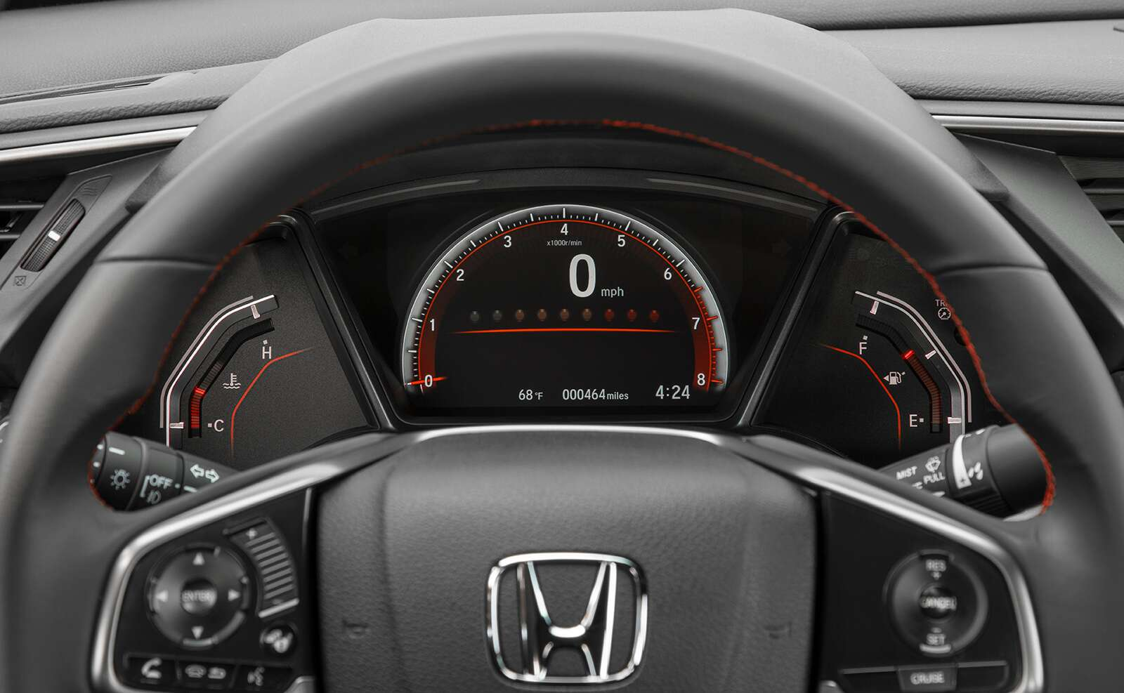 2018 Honda Civic Si Review Bargain Doesn T Do It Justice The Drive