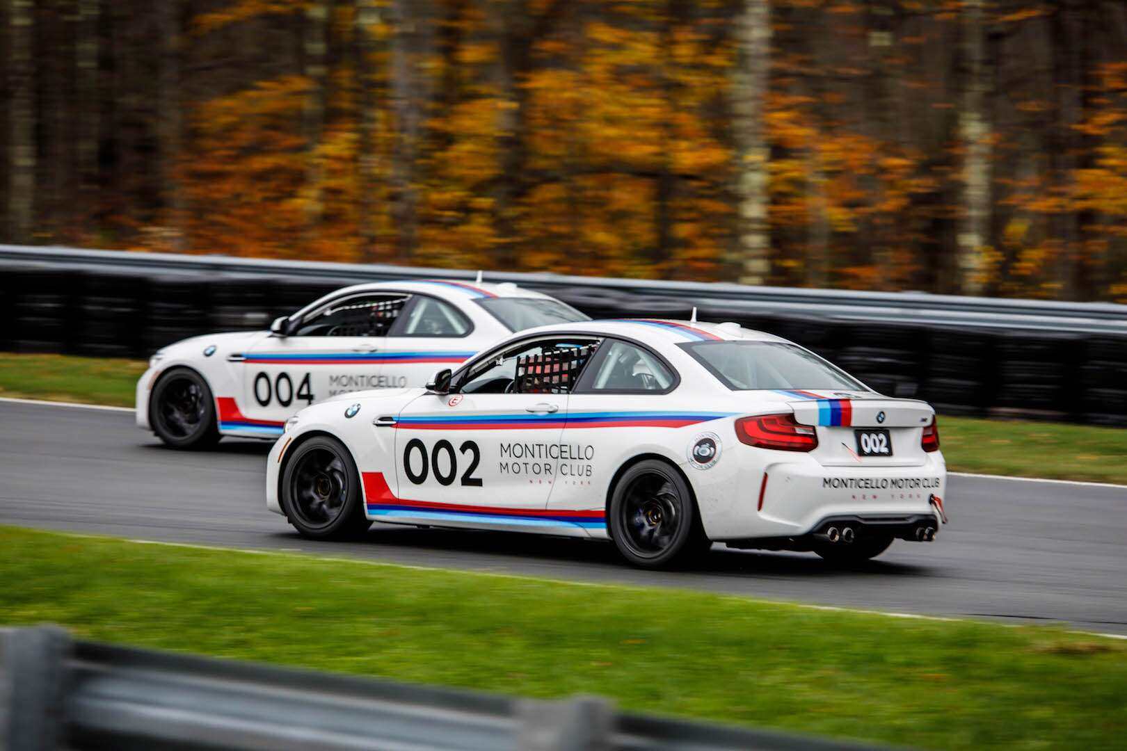 Monticello Motor Club\'s BMW M2 Racing School Is the Ivy League of ...