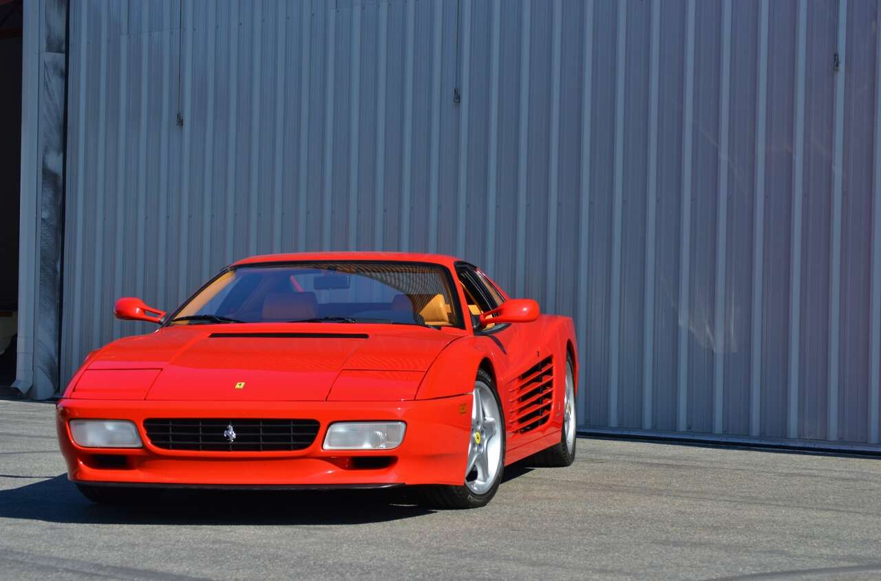 Buy This 1992 Ferrari 512 TR Because Testarossas are too Expensive