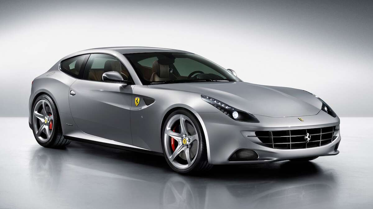 2018 ferrari gtc4lusso t review: turbo v-8 makes this supercar