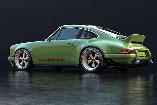 Singer S 500 Horsepower Porsche 911 Is A Dream Come True The Drive