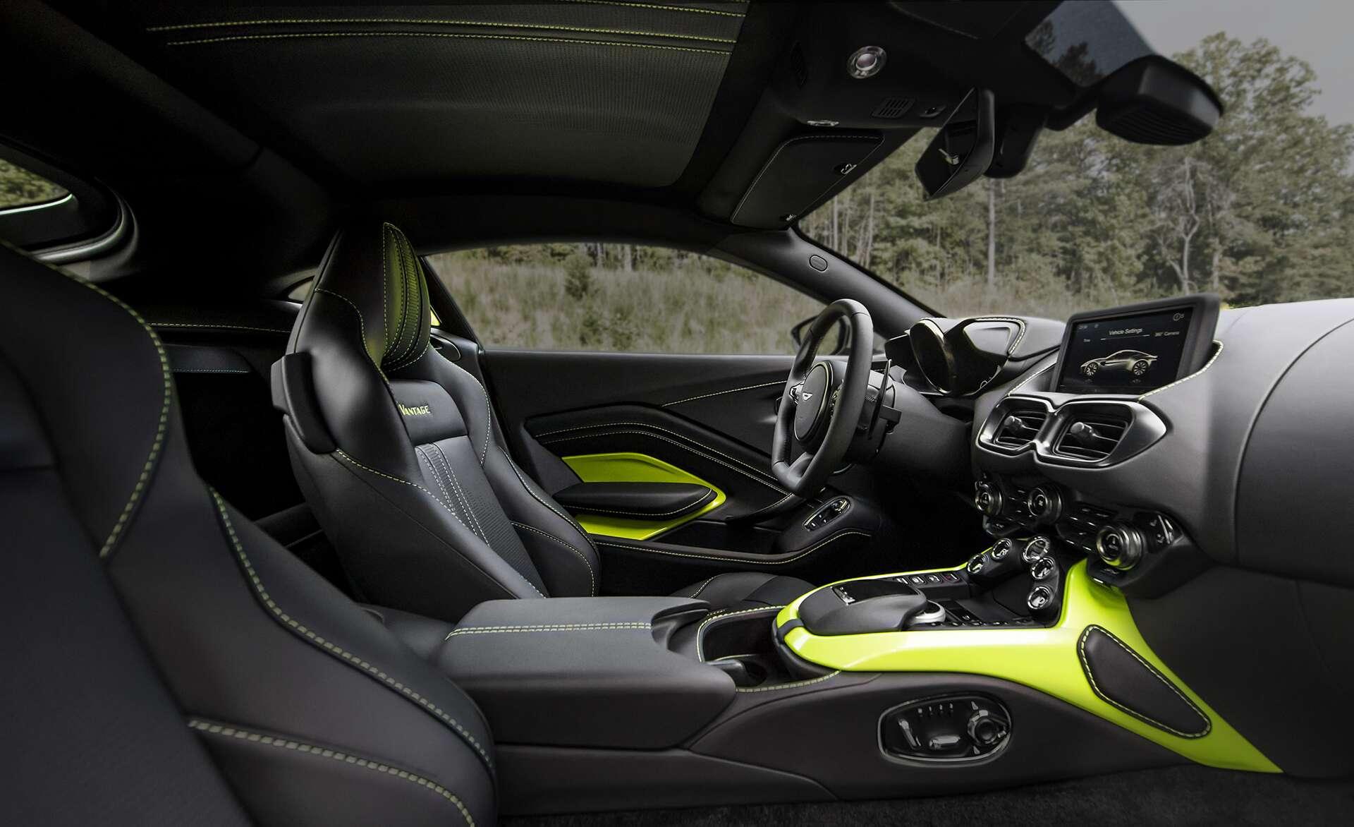 2019 Aston Martin Vantage Revealed A Predator In Shark S Clothing