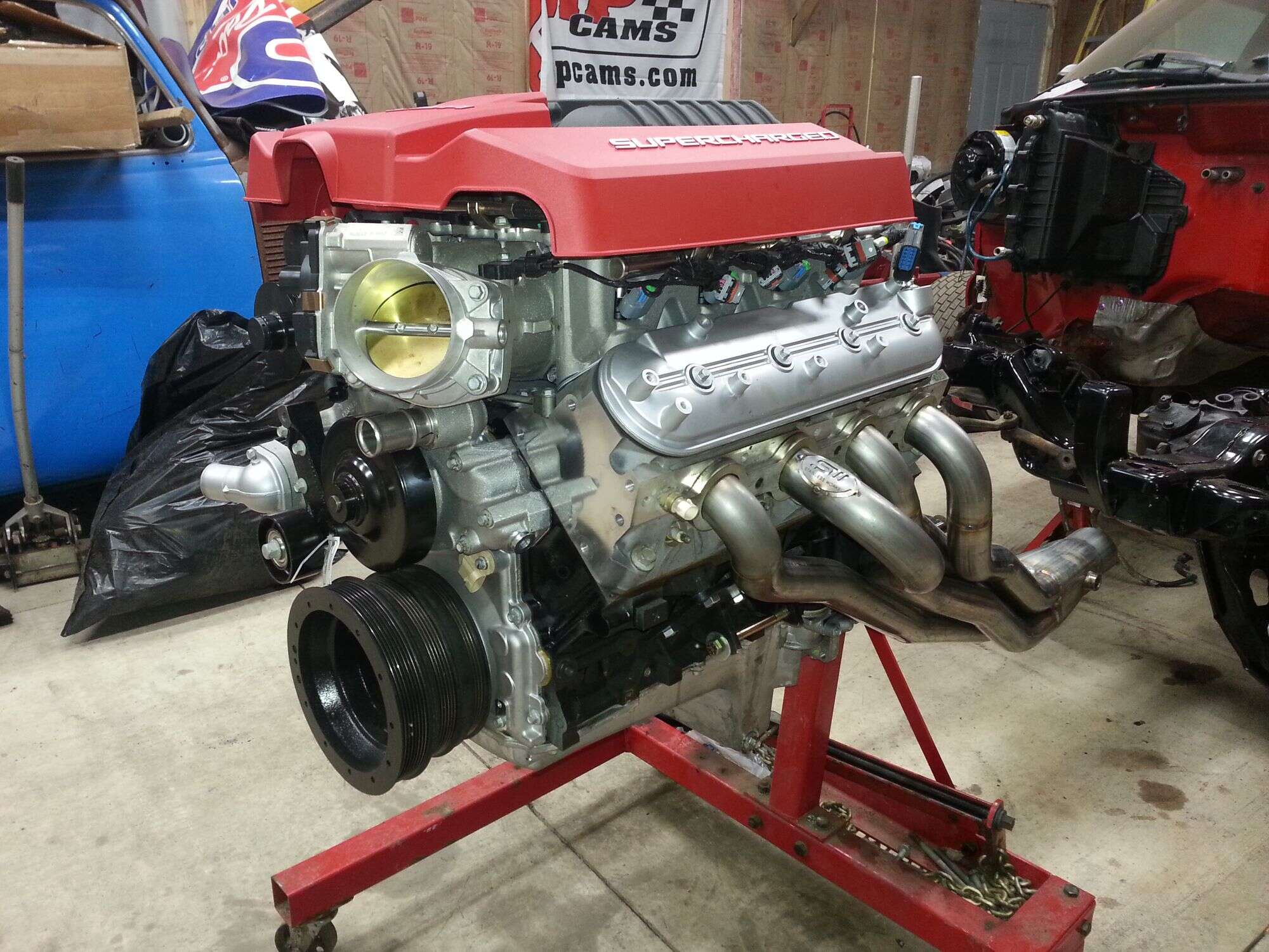 This Chevy S 10 Xtreme Lives Up To Its Name With Supercharged Ls V 8