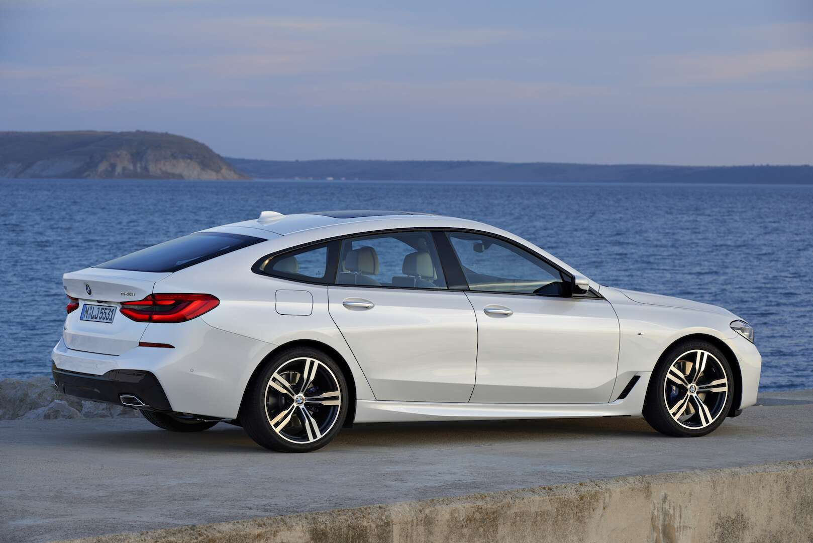 The 2018 BMW 640i XDrive Gran Turismo Still No Beauty But Hauls