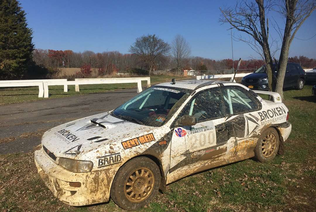 You Could Be Lucky Enough To Buy A Prepped Rally Car for $100 - The ...