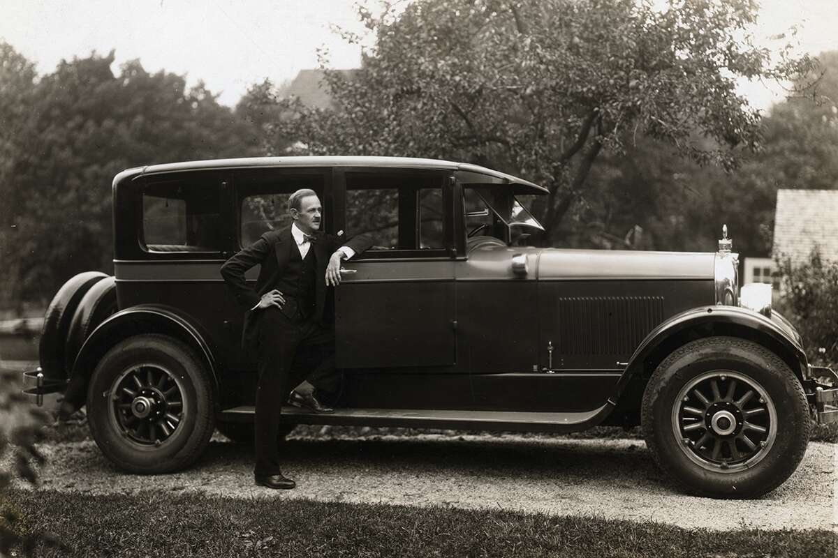 Rare, Last-of-its-Kind 1927 Marmon Automobile Rescued From Illinois ...