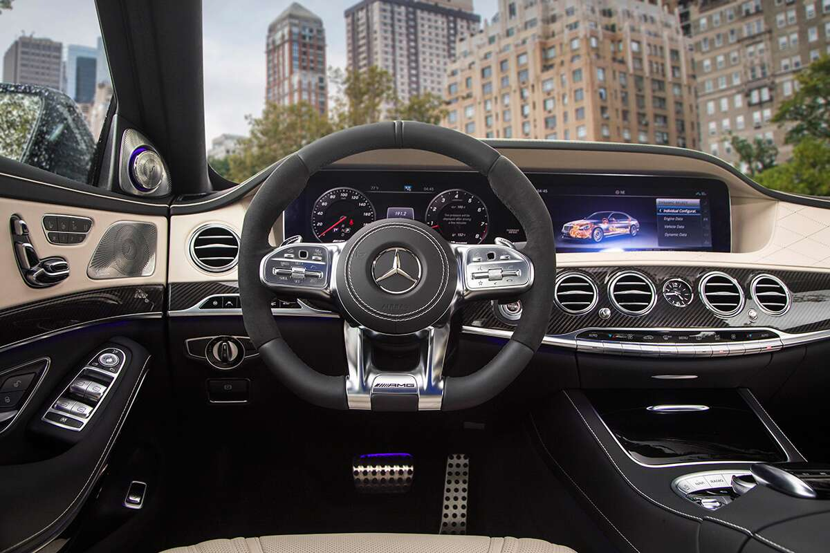 2018 mercedes amg s65 test drive review when too much s. Black Bedroom Furniture Sets. Home Design Ideas