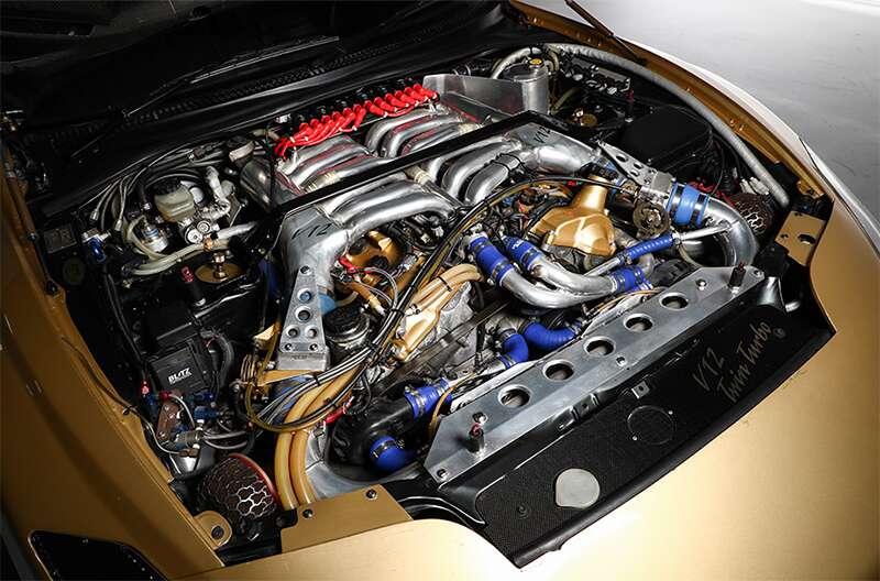 350b5e73bb01 Top Secret  V-12 Toyota Supra Going to Auction