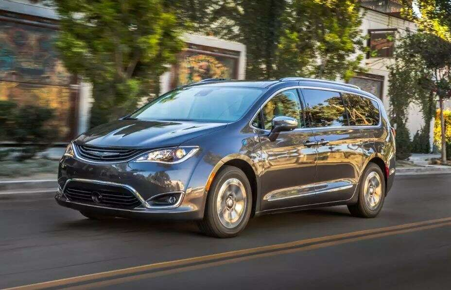 Best Gas Mileage Suv Chrysler Pacifica Hybrid 41 995 Fca Us 2018