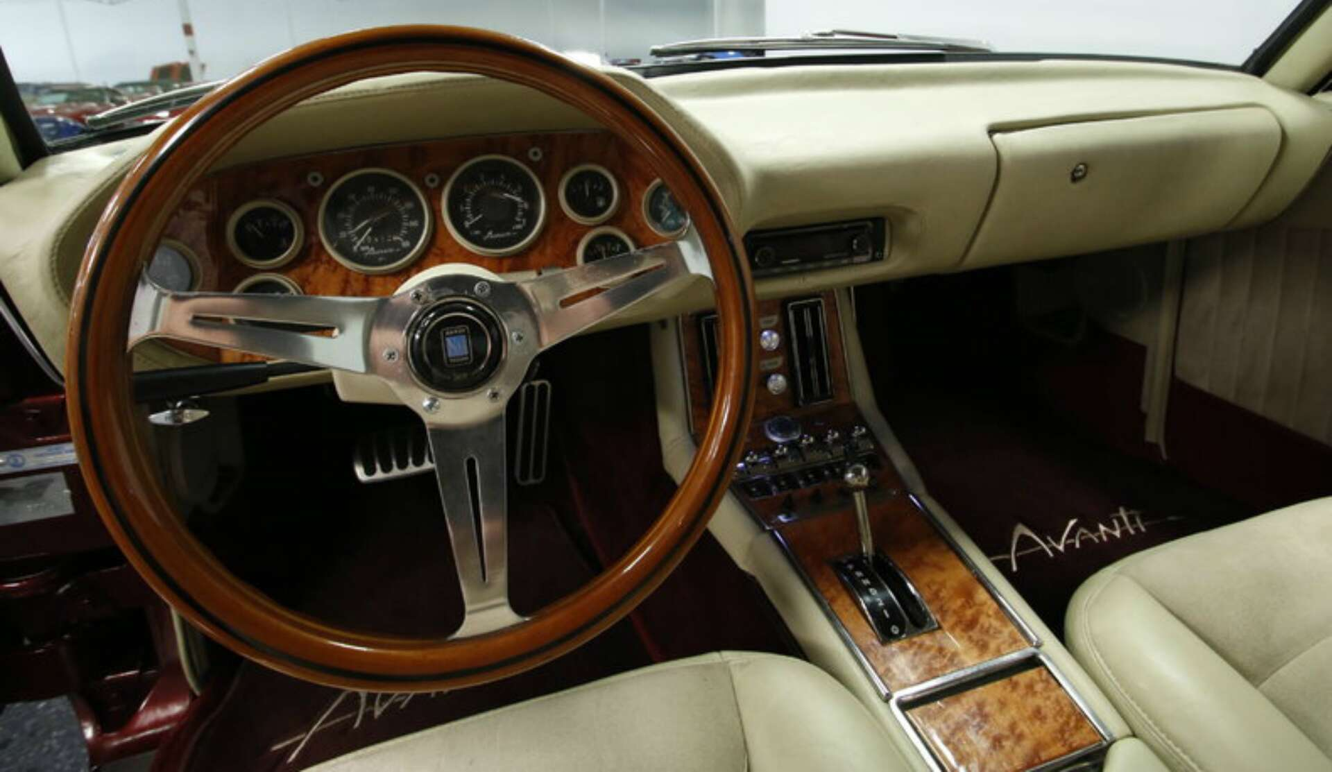Go Forward Faster with This Avanti Restomod - The Drive