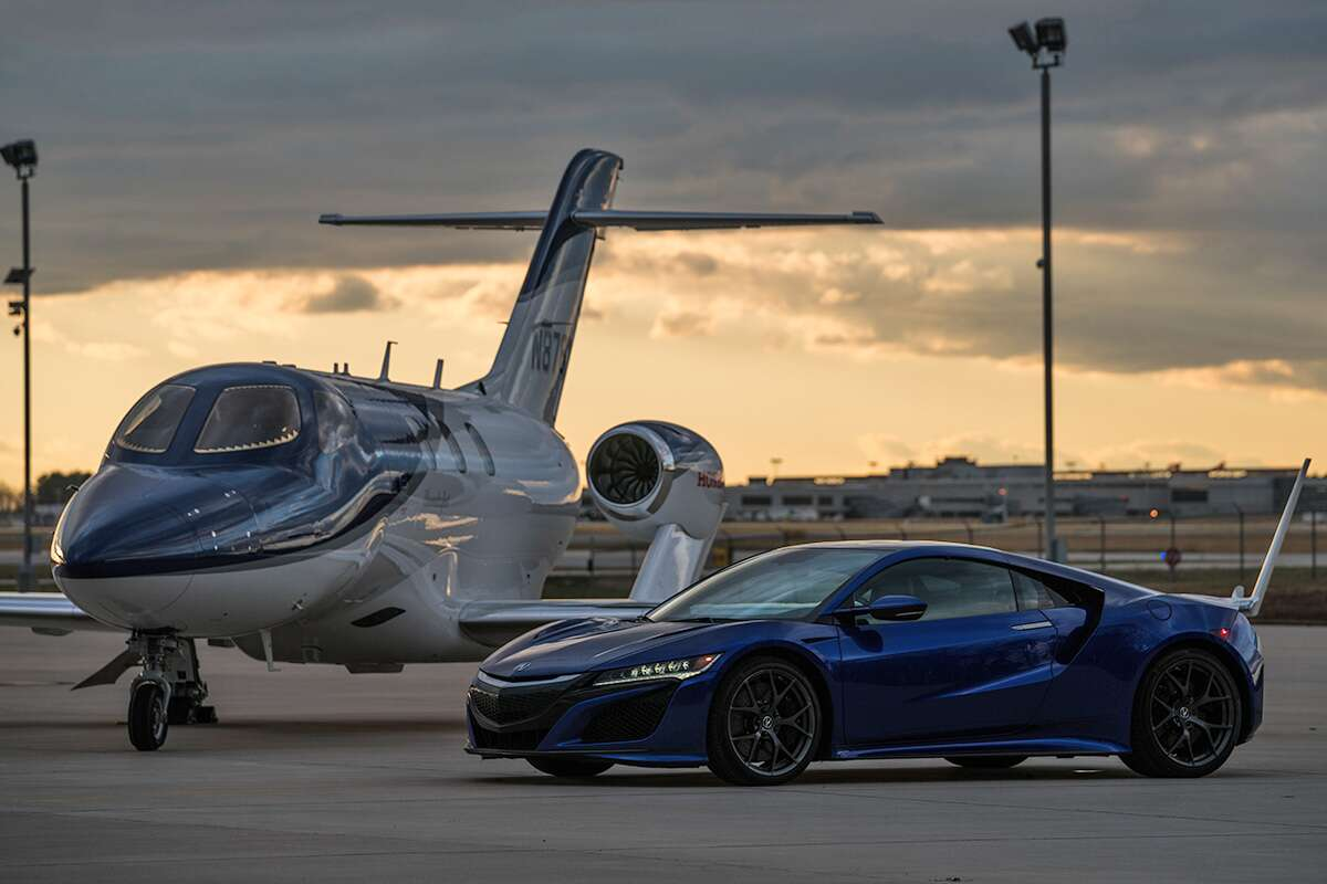 The Hondajet Ride Along Review Honda Takes The Slow Track To A Fast