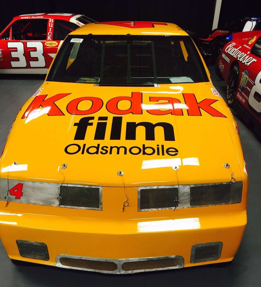 You Can Buy This 1986 Oldsmobile Delta 88 Cup Car Driven by Rick ...