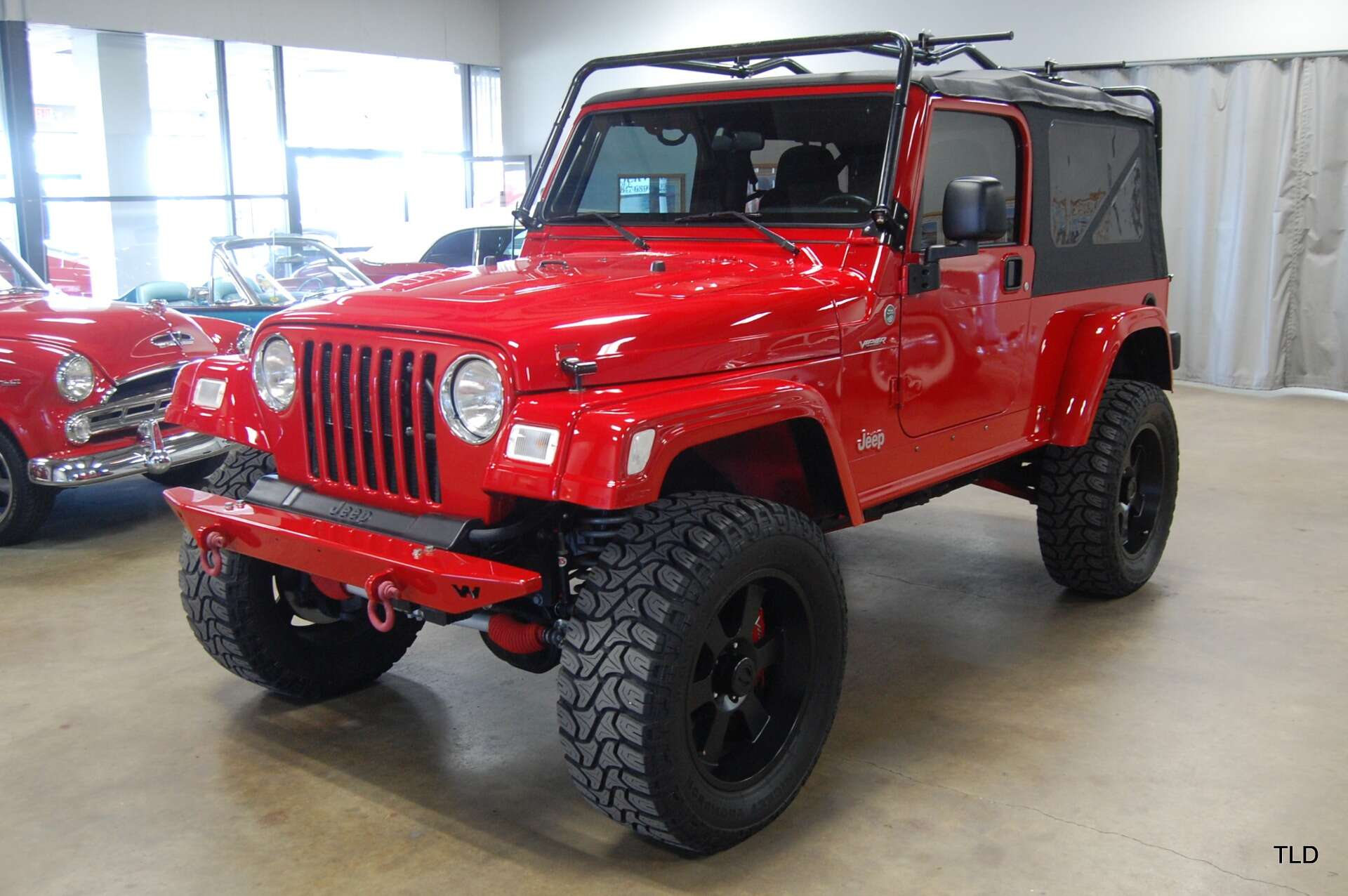 This Jeep Wrangler Has Viper Srt 10 Power The Drive Dodge Wiring Harness Ebay Last Detail