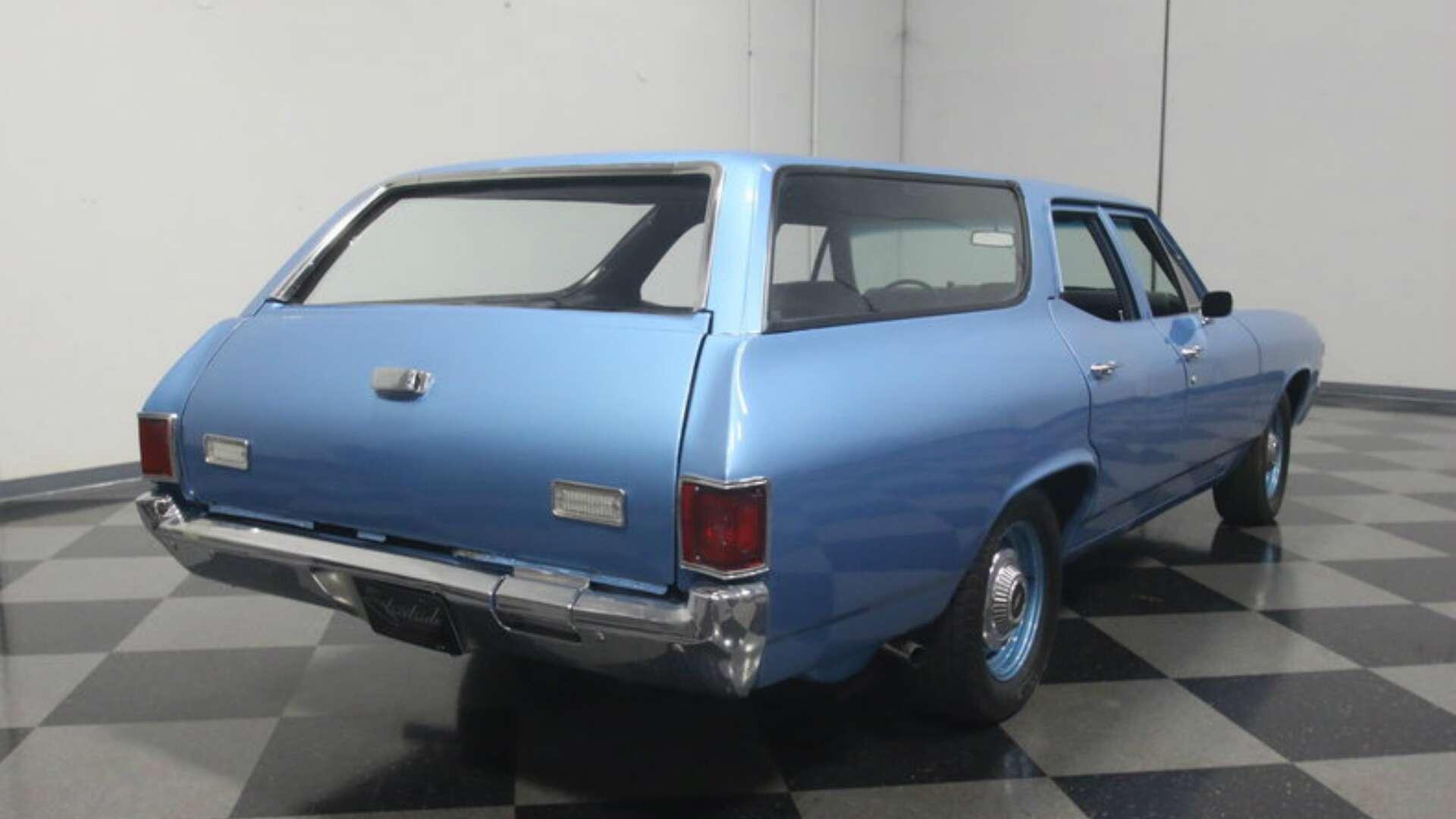 Modified Chevelle Wagon For Sale - The Drive