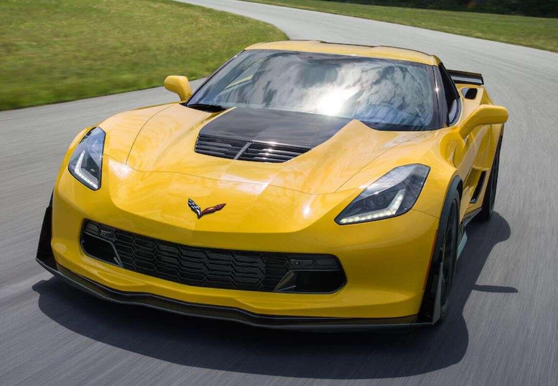 2018 Chevrolet Corvette Z06: $79,495 and up
