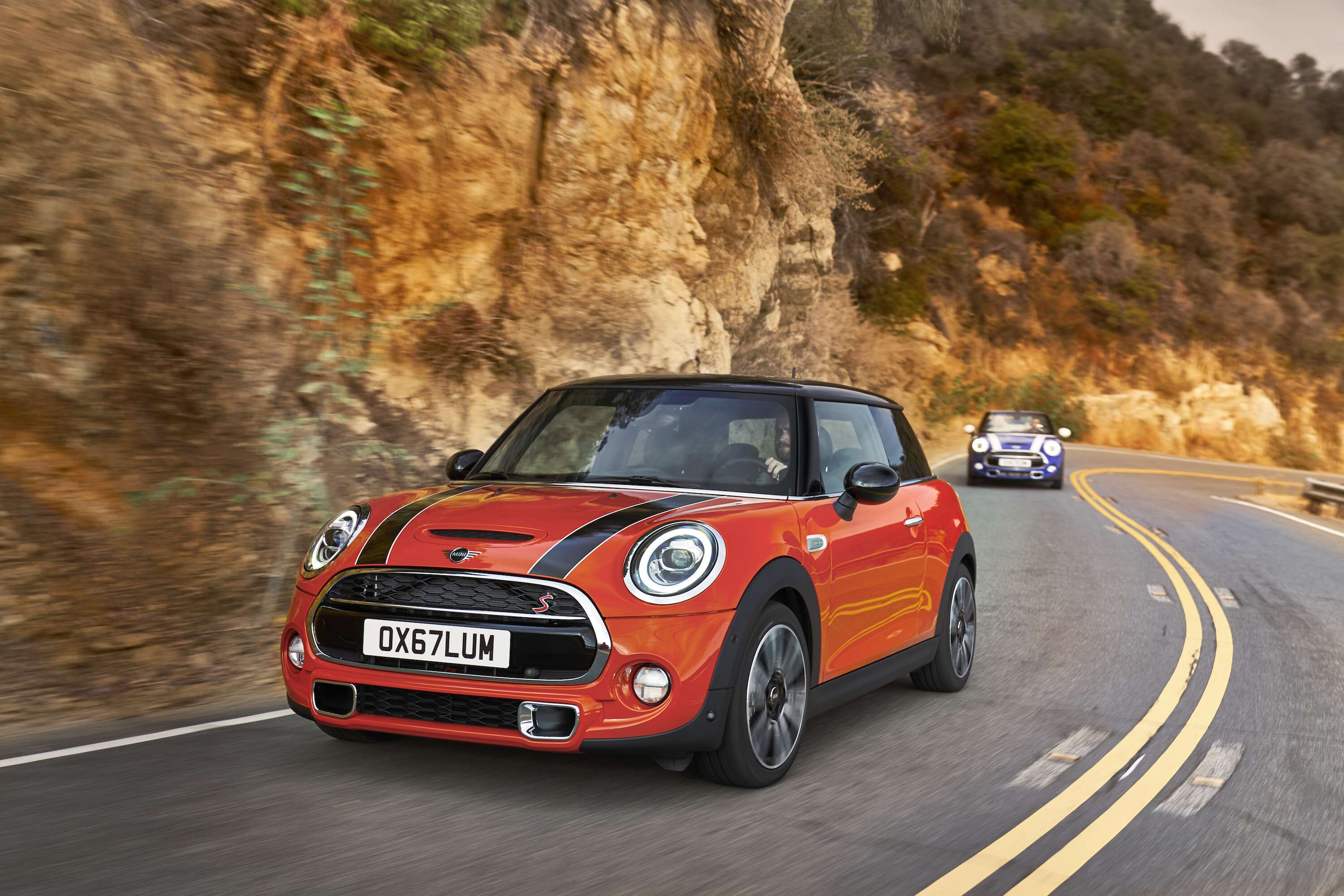news a cooper drive h first mini review better door bmw crossover countryman