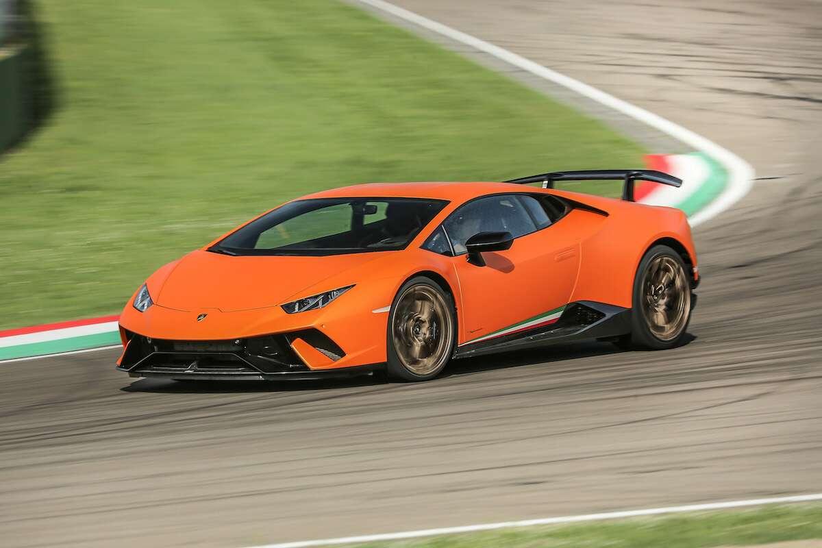 f1f790c789f1d8 Lamborghini Achieves Record Sales in 2017 - The Drive