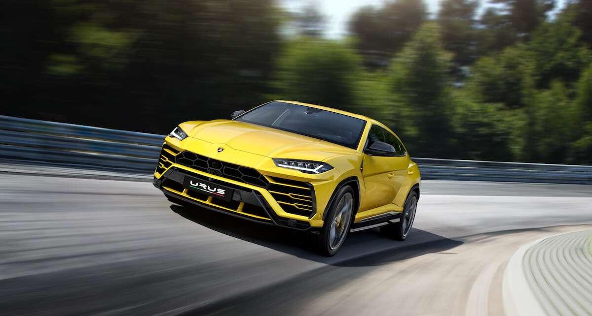 Lamborghini Achieves Record Sales In 2017 The Drive