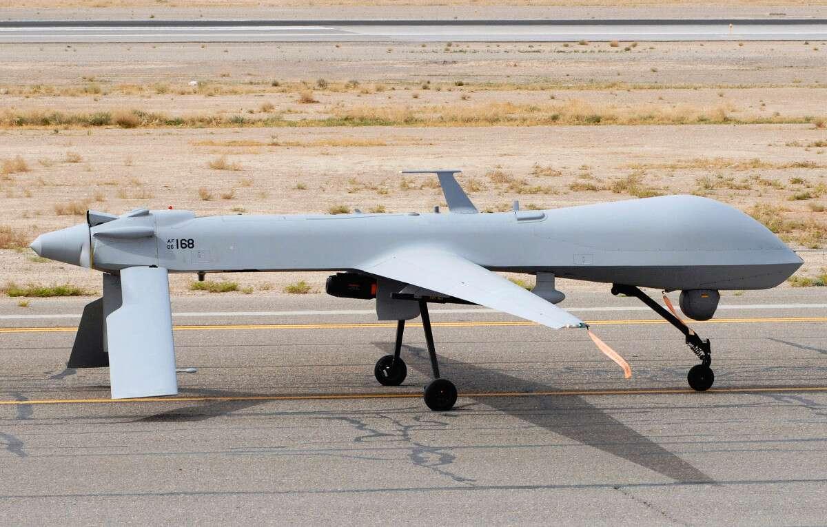 predator attack drone