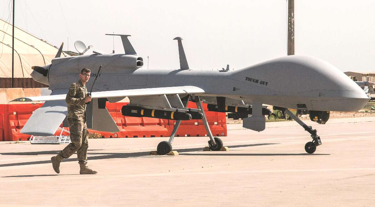 The Us Navy May End Up Flying The Air Force S Unwanted Mq 1 Predator