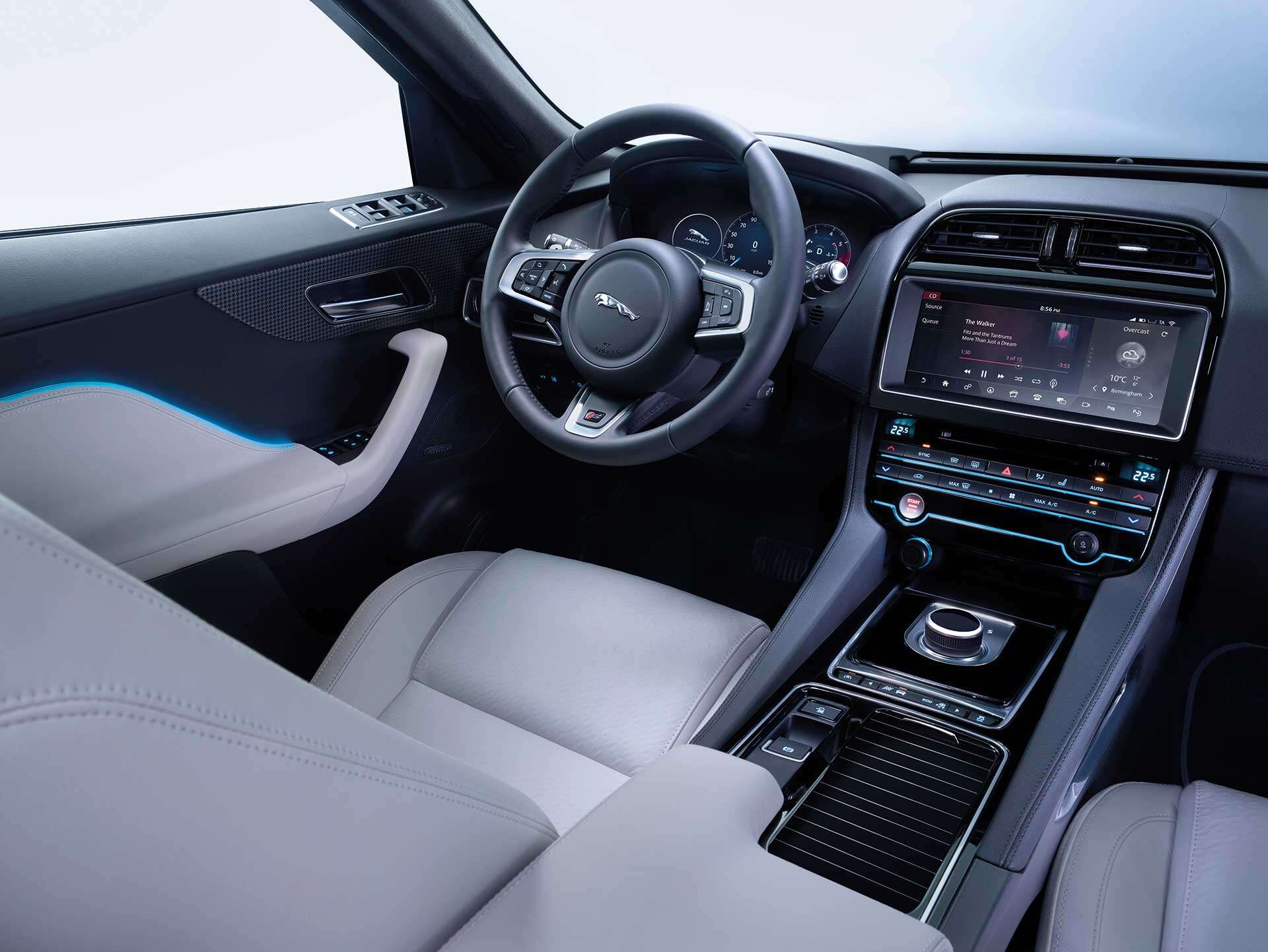 2018 jaguar f-pace s test drive review: the surprisingly fun-to