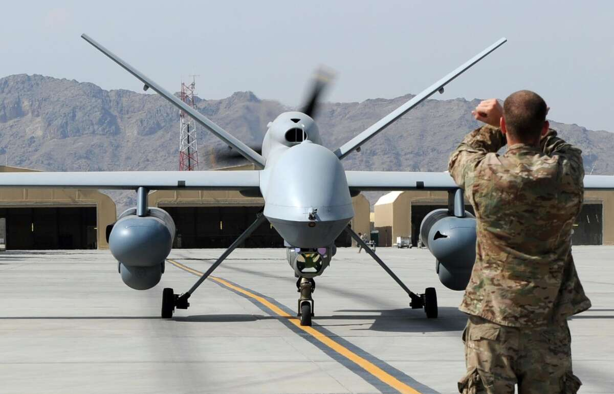 The USAF Expands MQ 9 Reaper Drone Force In Afghanistan To Its