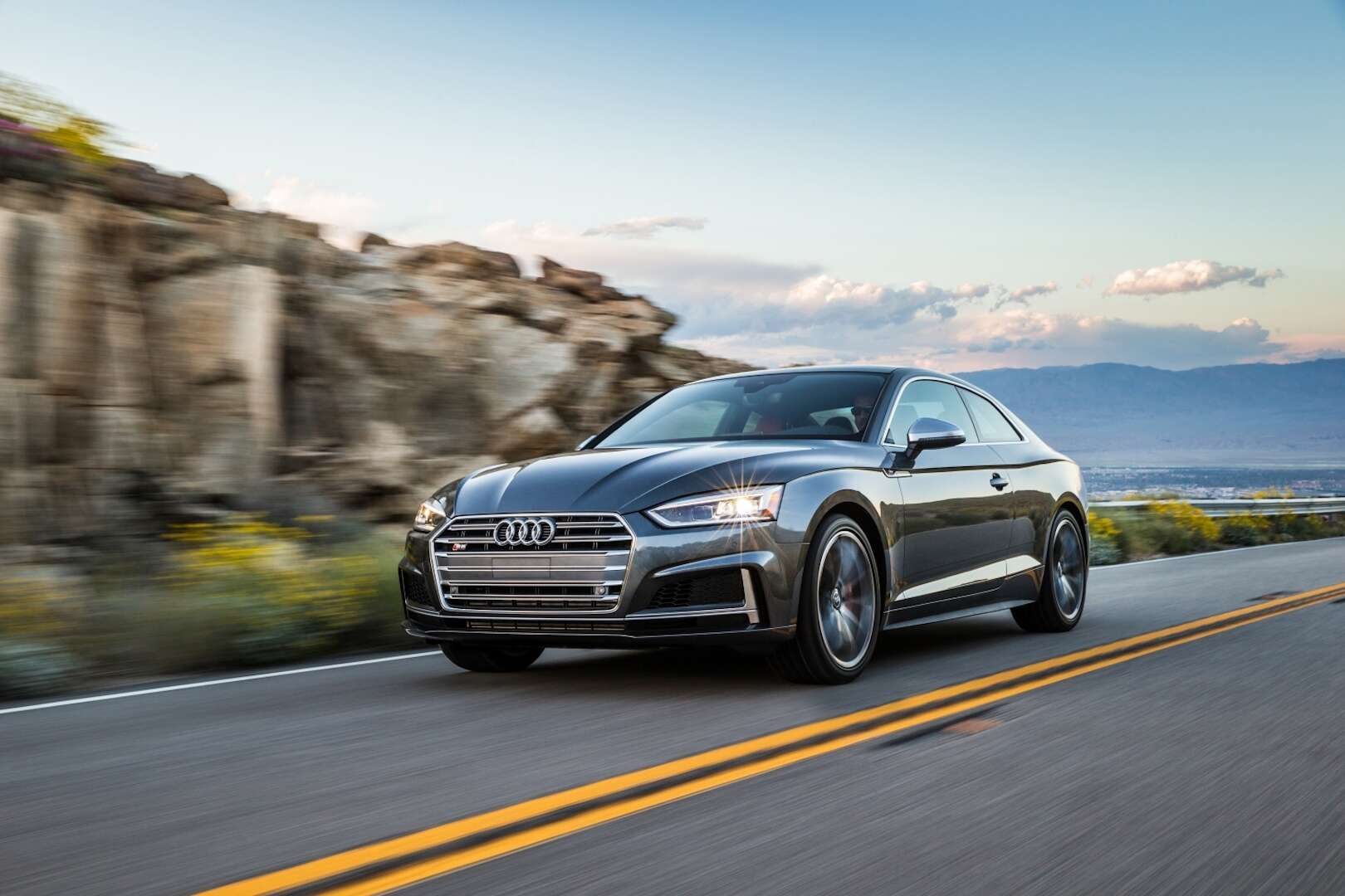 Audi S Coupe Test Drive Review Another TwoDoor Car In Danger - Audi luxury cars