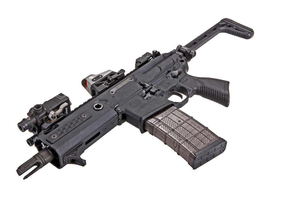us special operators will test sig sauer s new mini assault rifle in