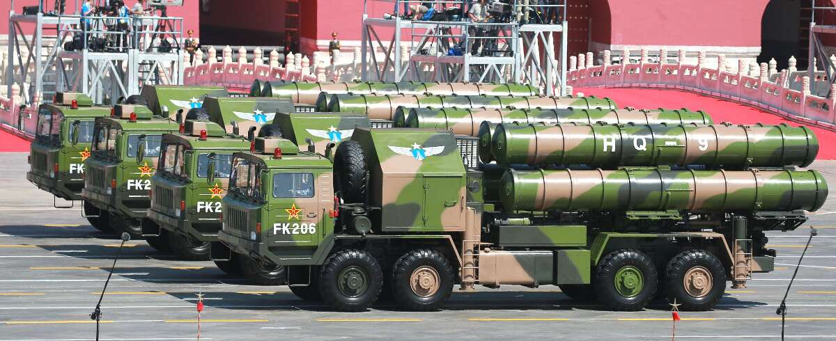 missile threat of china on india