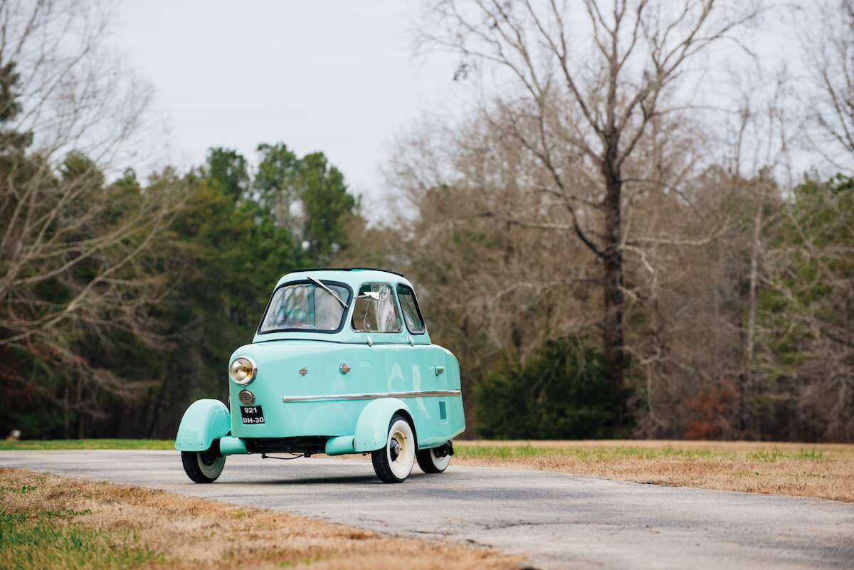Check out This Odd Inter Berline Microcar for Sale - The Drive