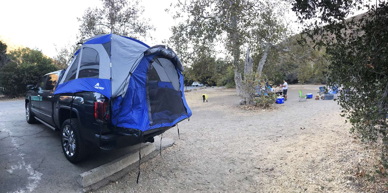 2018 Gmc Sierra 1500 Denali Camping Truck Review The Cure