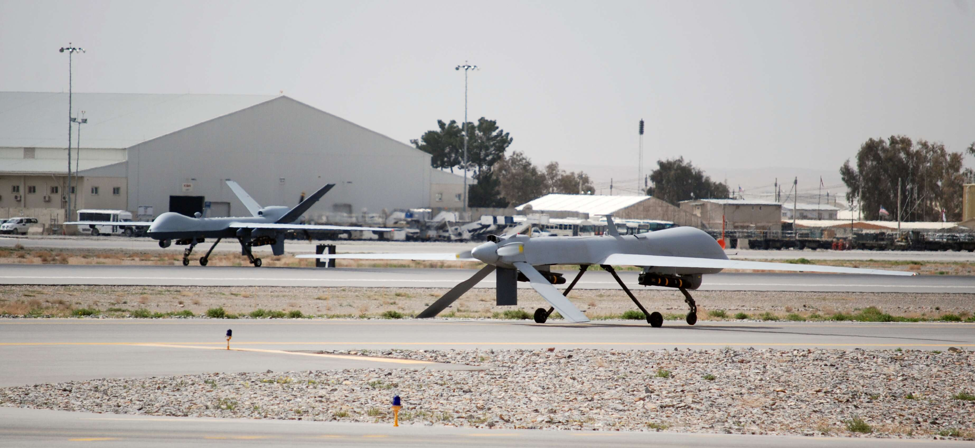 USAF Officially Retires MQ 1 Predator While 9 Reaper Set To Gain