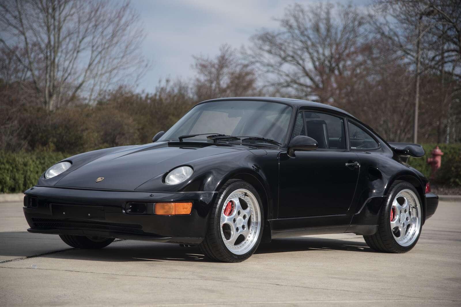 Rare Porsche 911 Turbo Flat Nose for Sale - The Drive